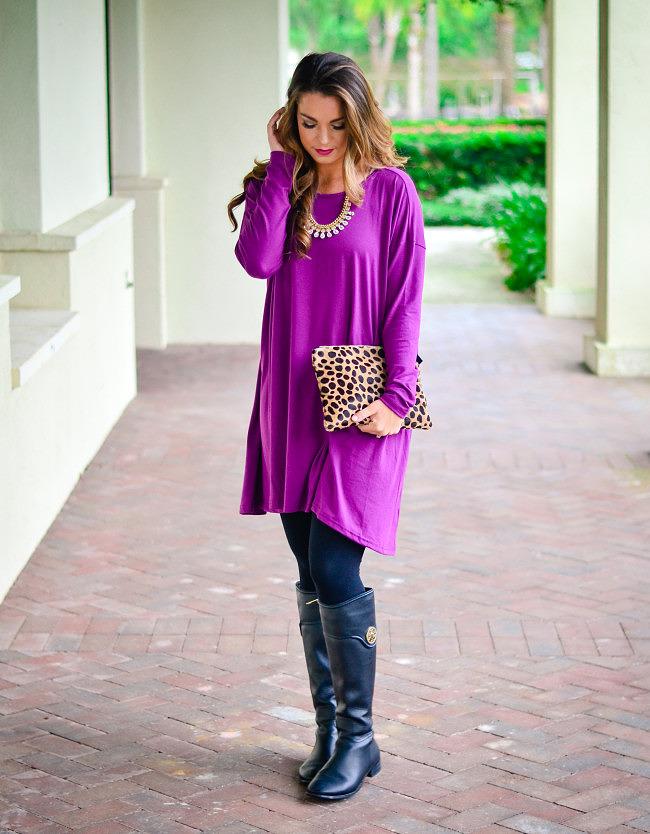 purple swing dress edited -1