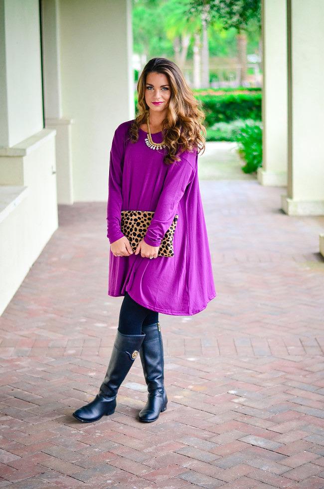 purple swing dress edited -2