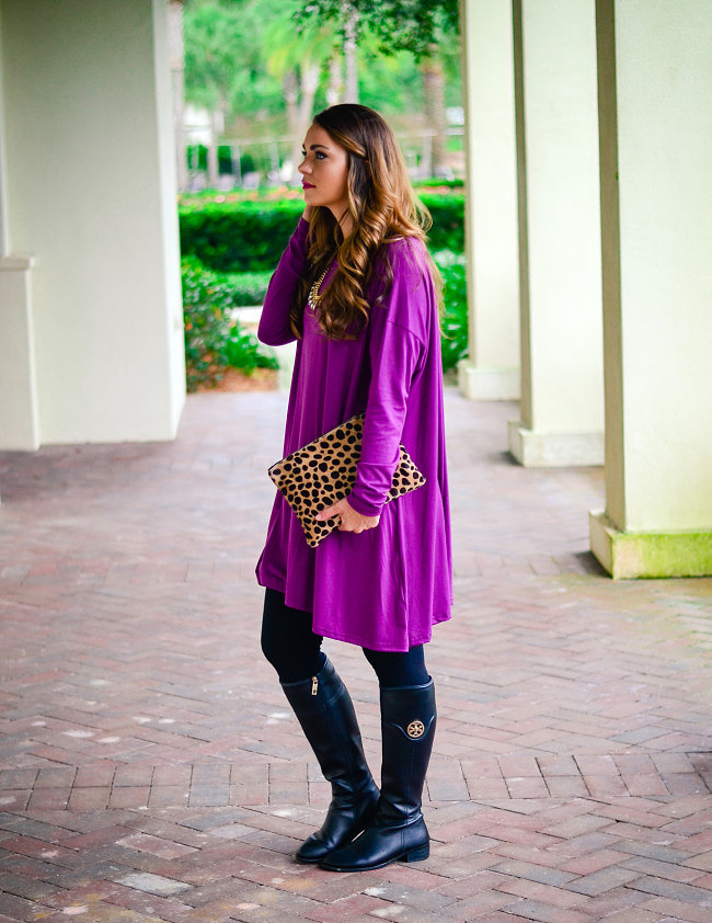 purple swing dress edited -3