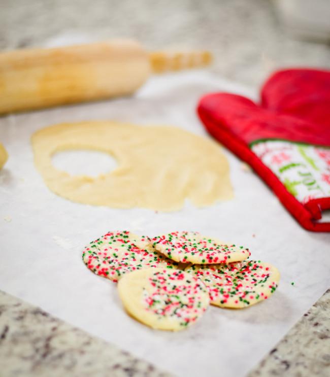 Christmas Eve Baking-1