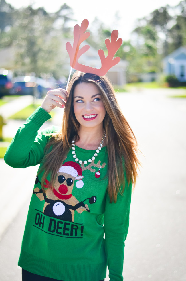 Christmas Sweater party -2