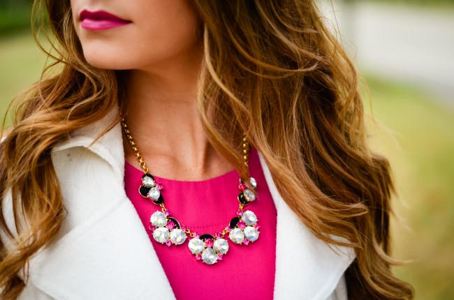 Pink E&J Dress-10