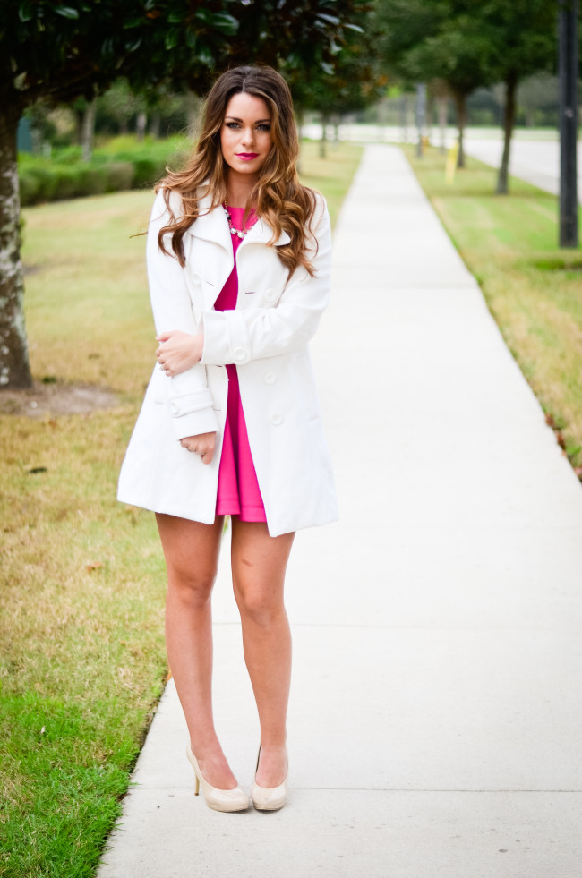 Pink E&J Dress-5
