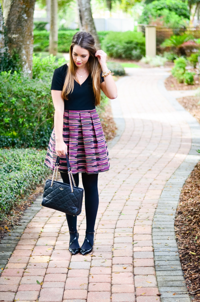 Trina Turk Holiday Dress-1