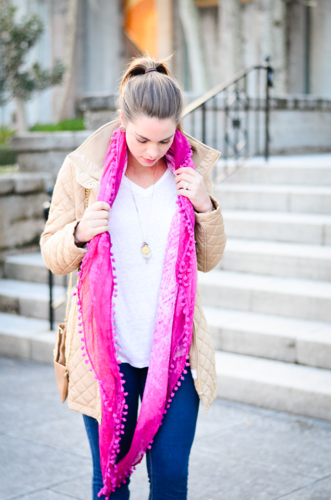 colorful outfit for a cold day-2