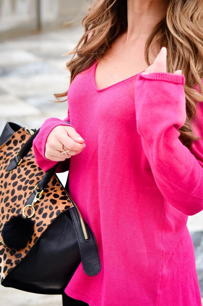hot pink and cheetah -3