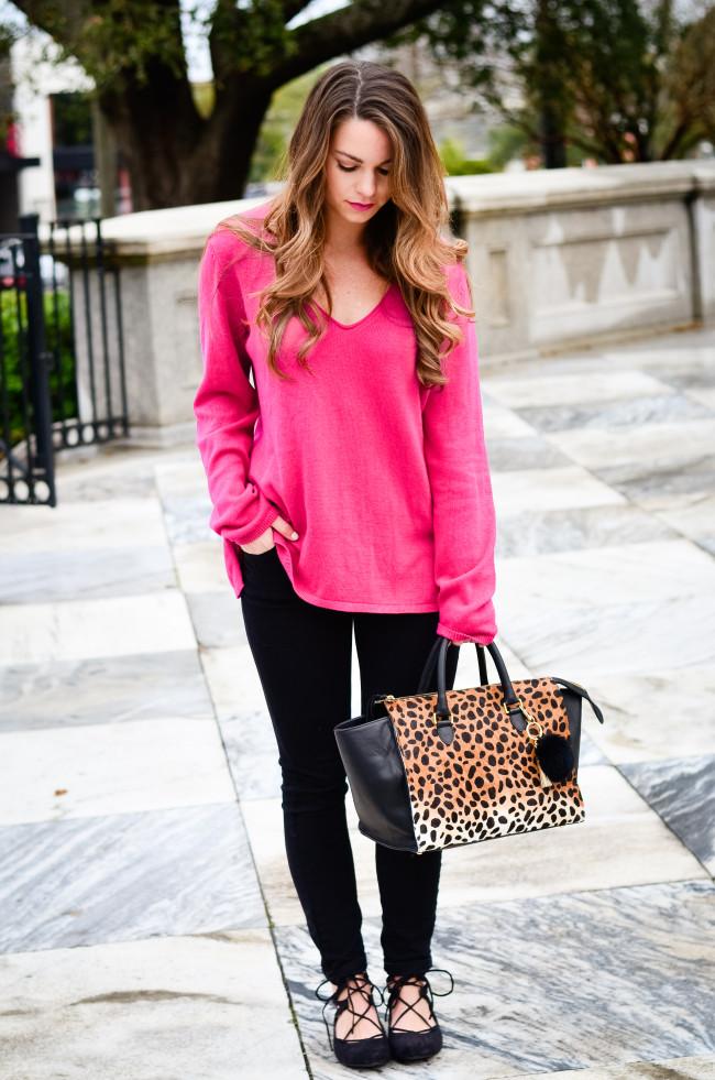 hot pink and cheetah -5
