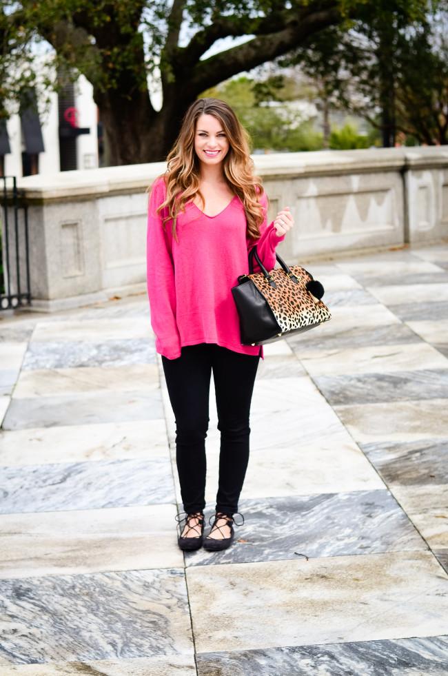 hot pink and cheetah -8