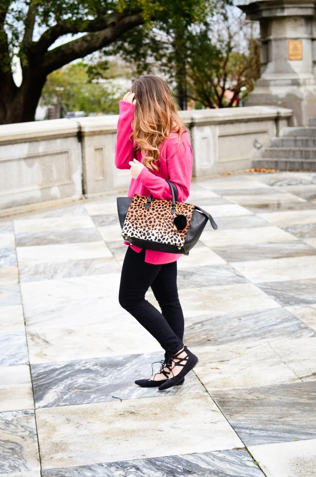 hot pink and cheetah -9