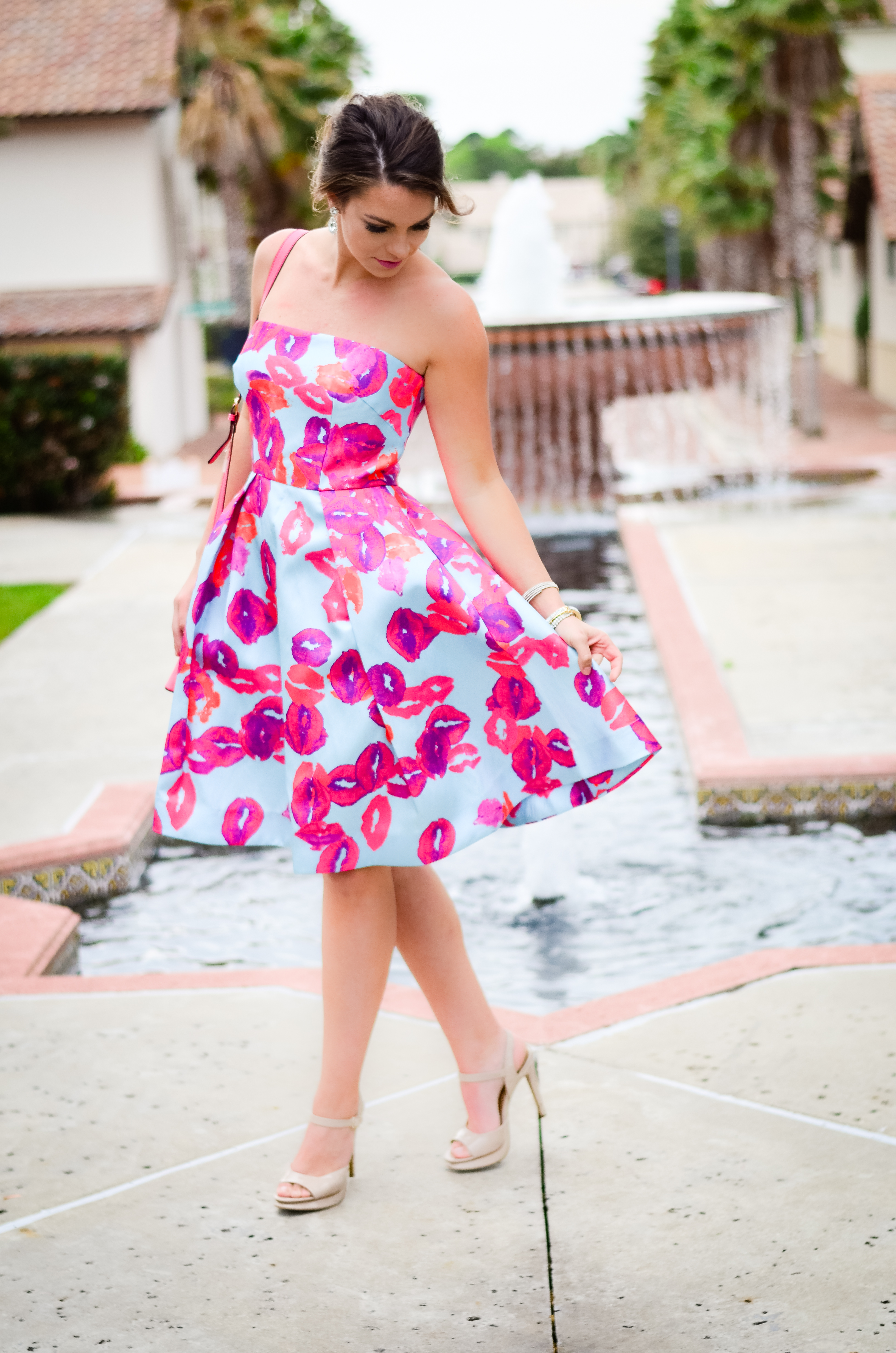 RTR- Lip dress-9