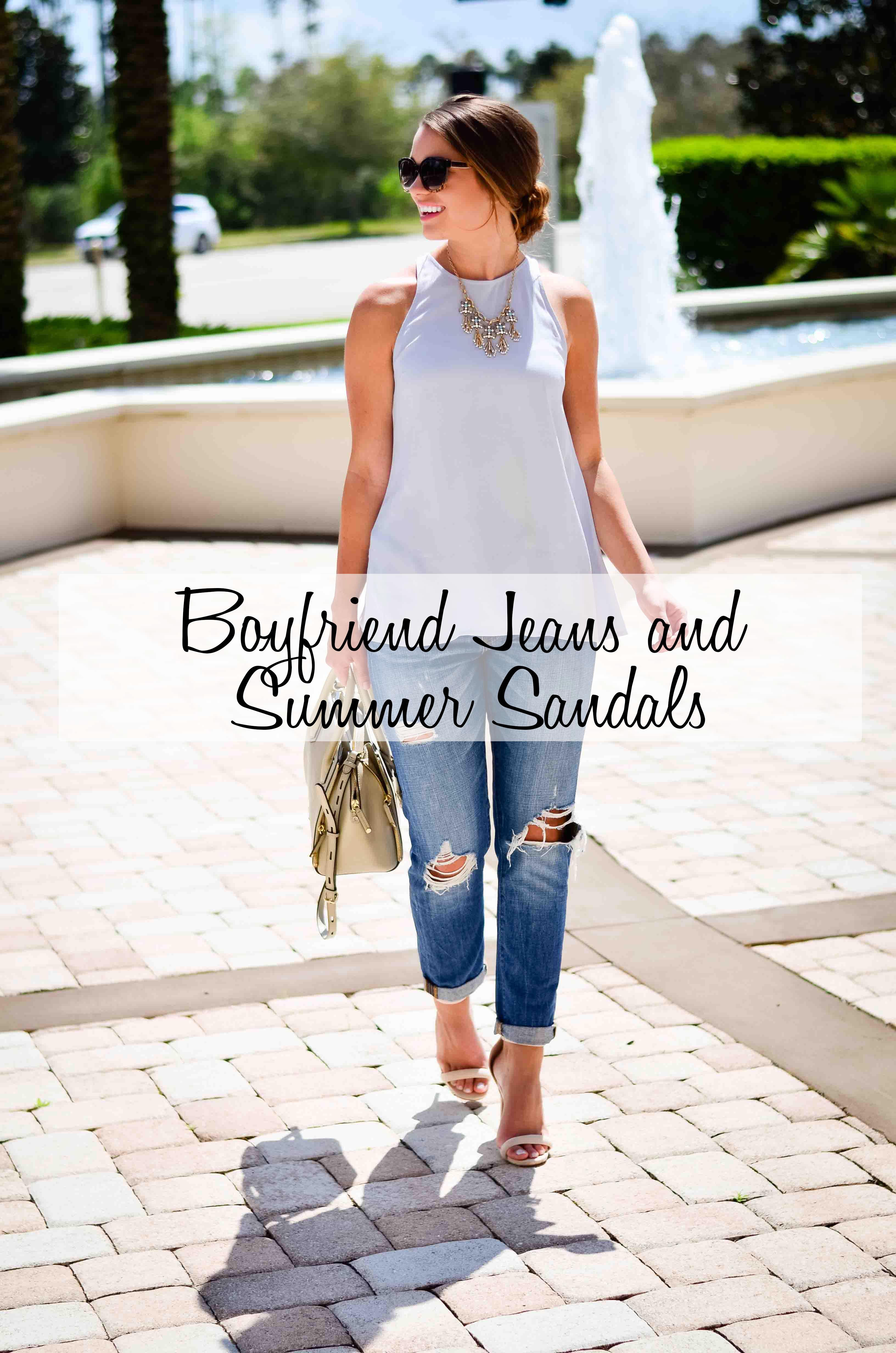 Boyrfriend Jeans and spring heels-4