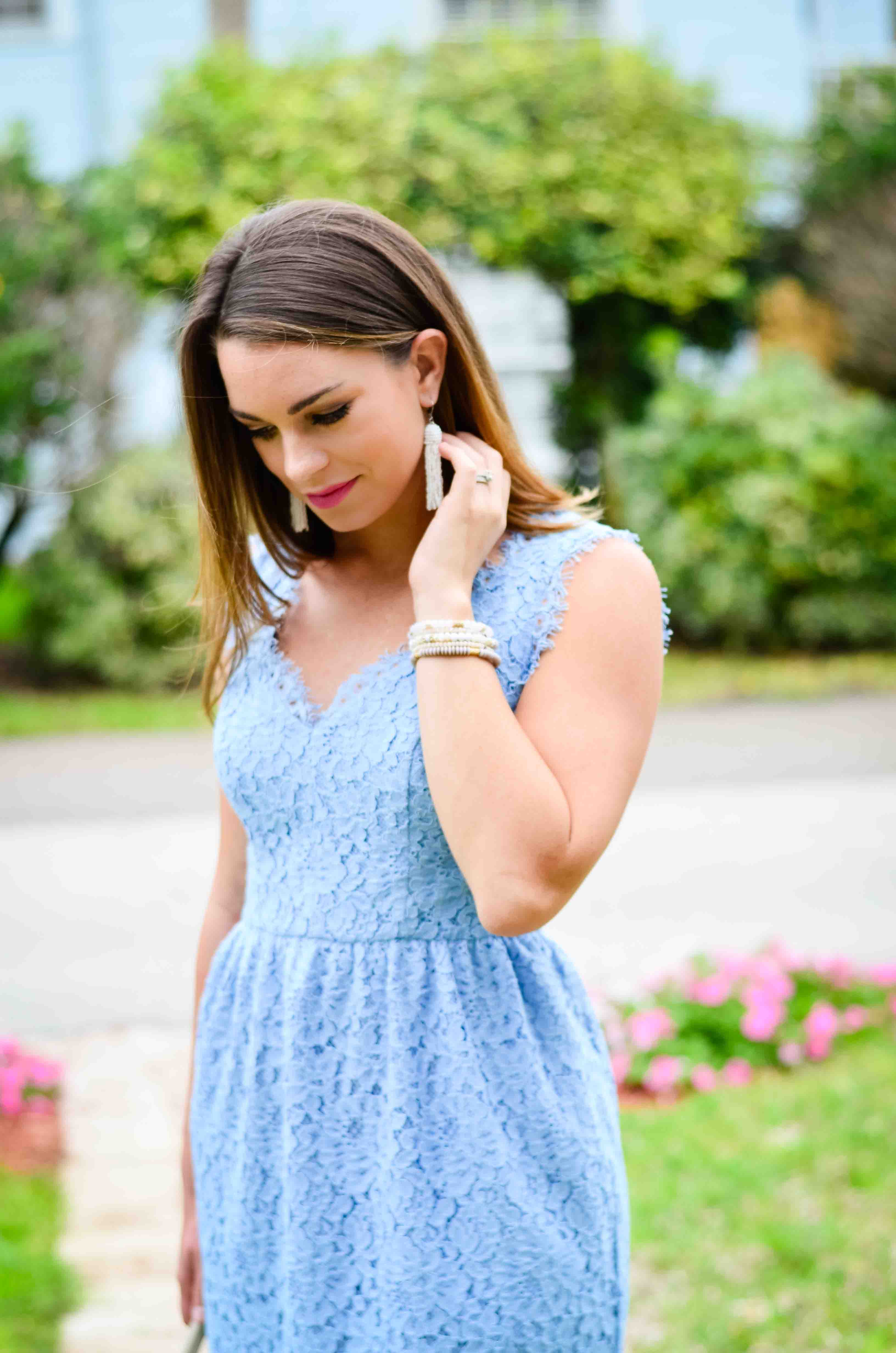 Spring Lace Dress-12