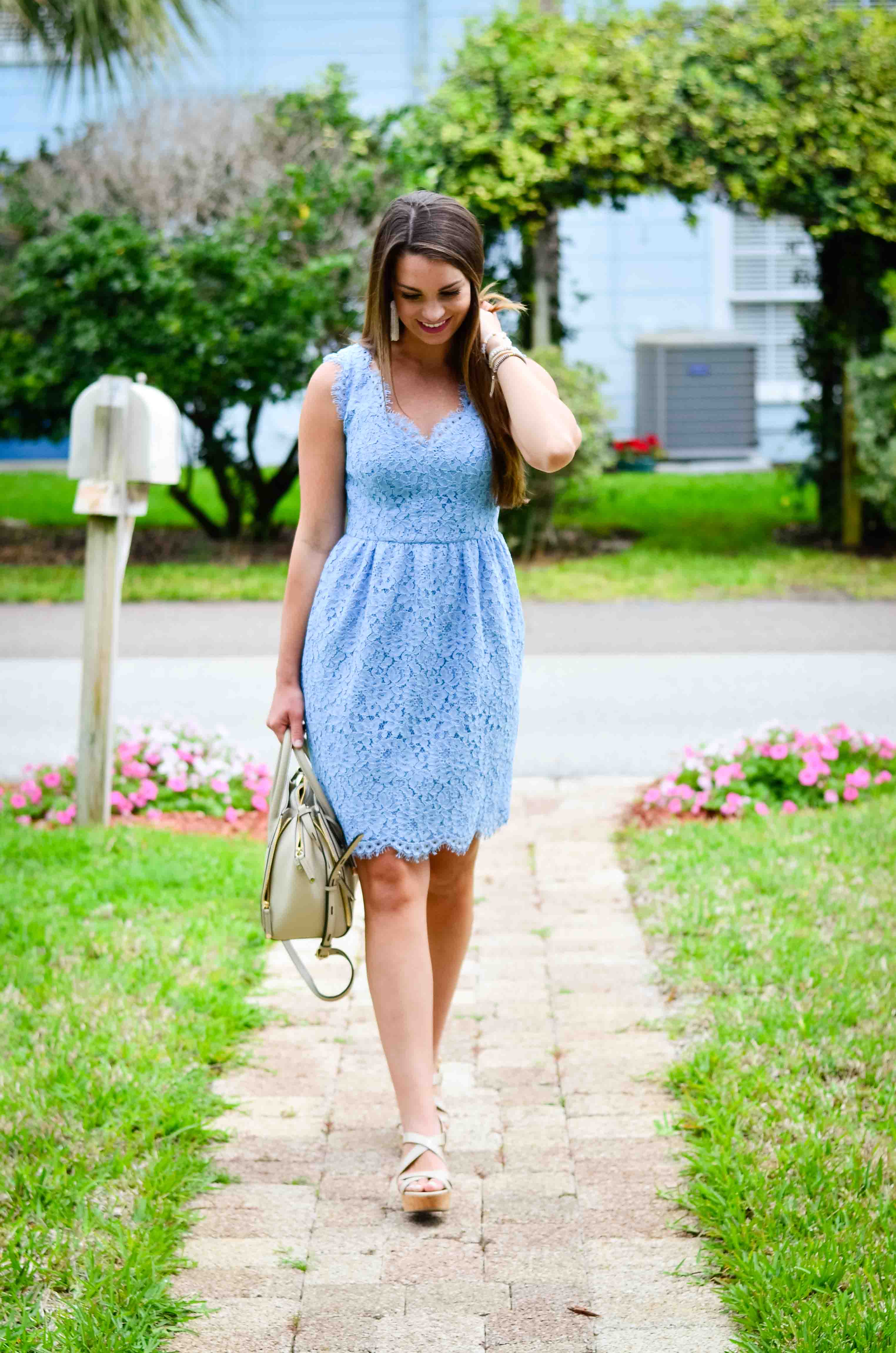 Spring Lace Dress-2