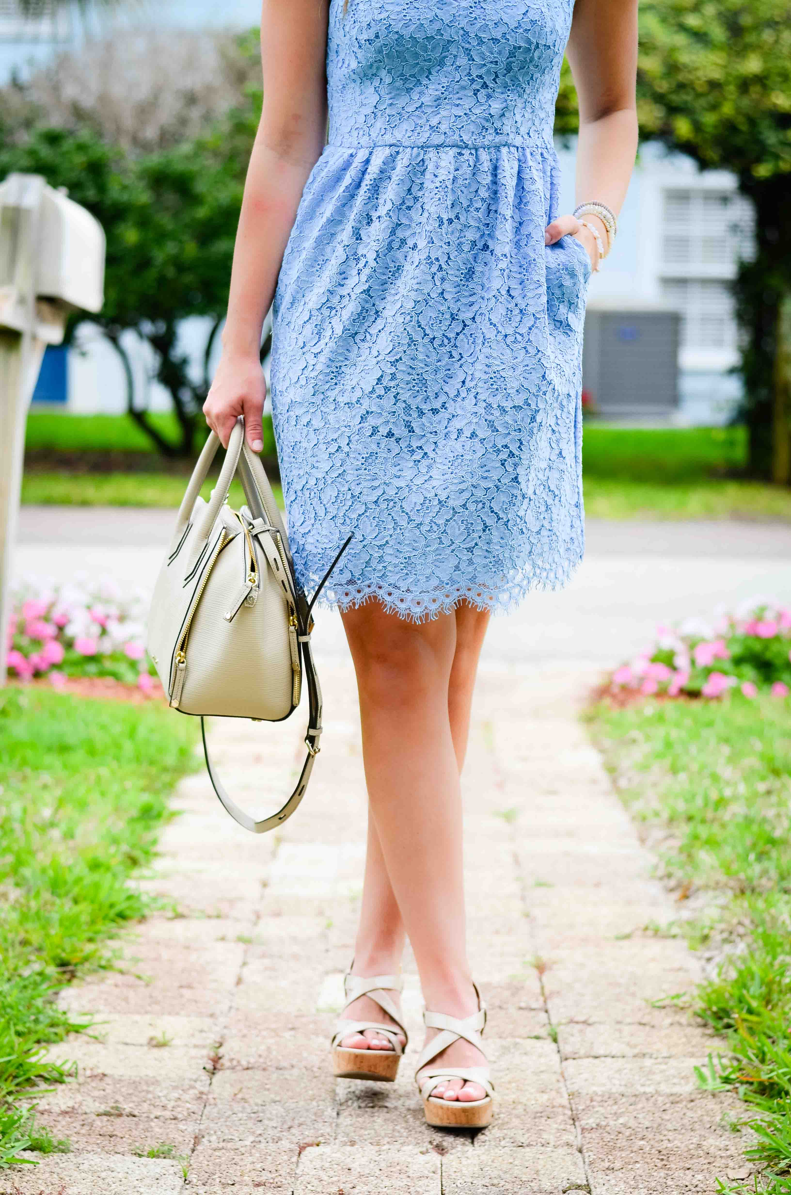 Spring Lace Dress-9