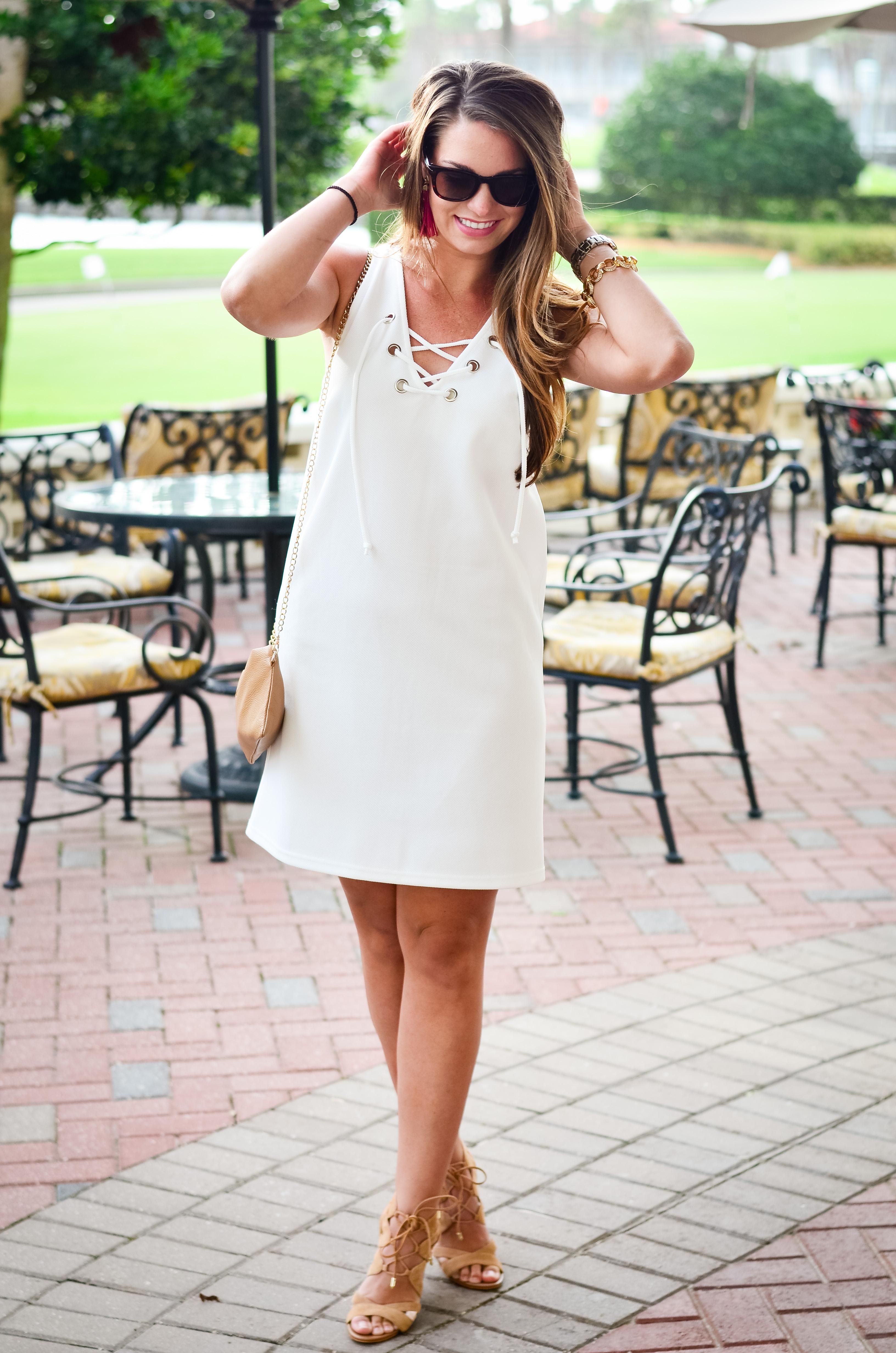 White Leith Dress-18