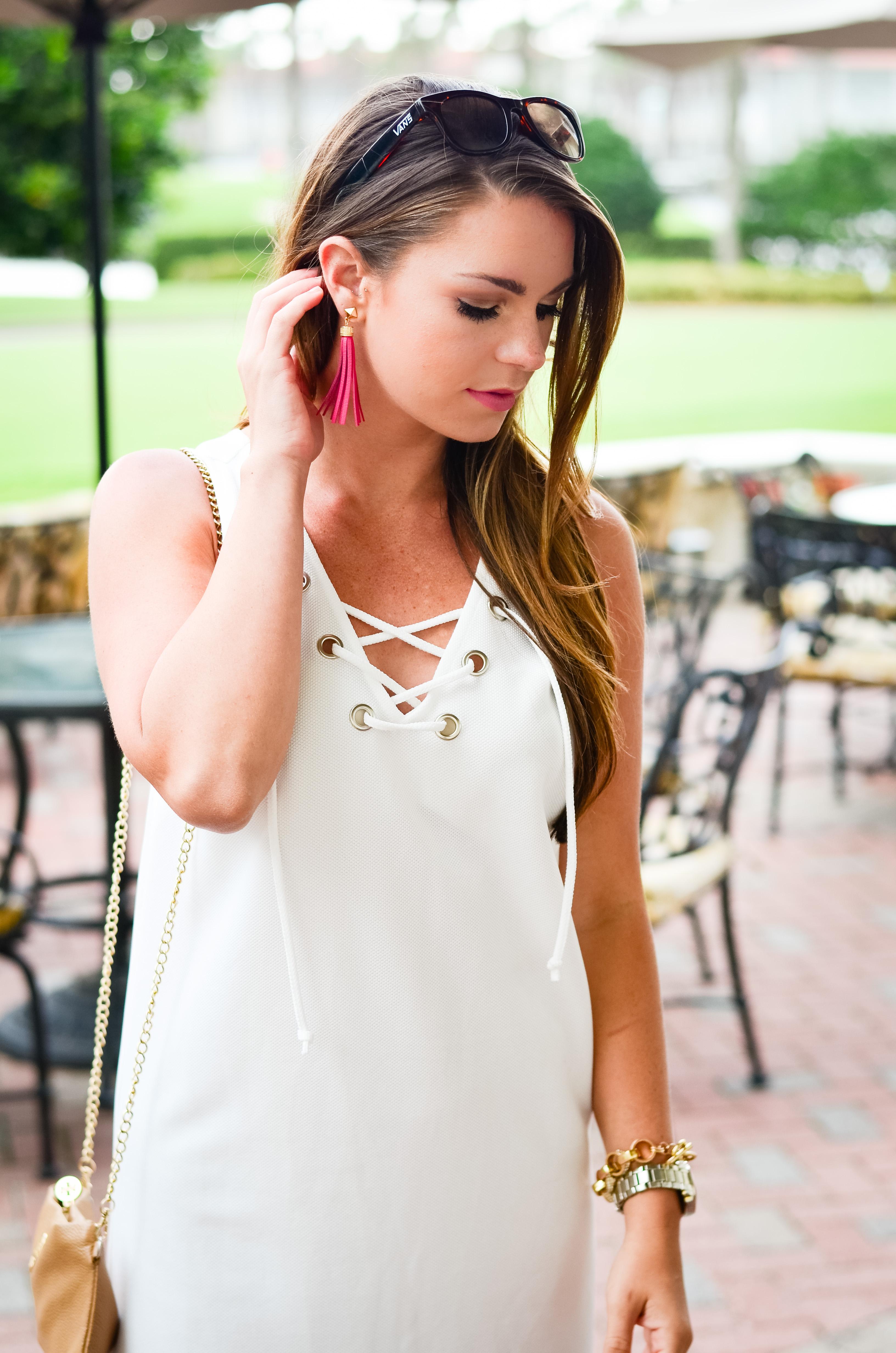 White Leith Dress-7
