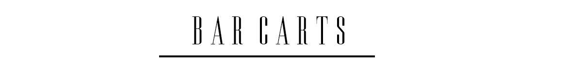 Bar Cart 1