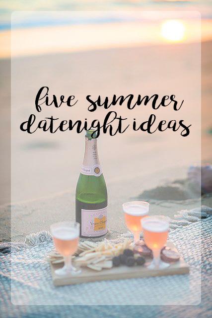 five summer datenight ideas