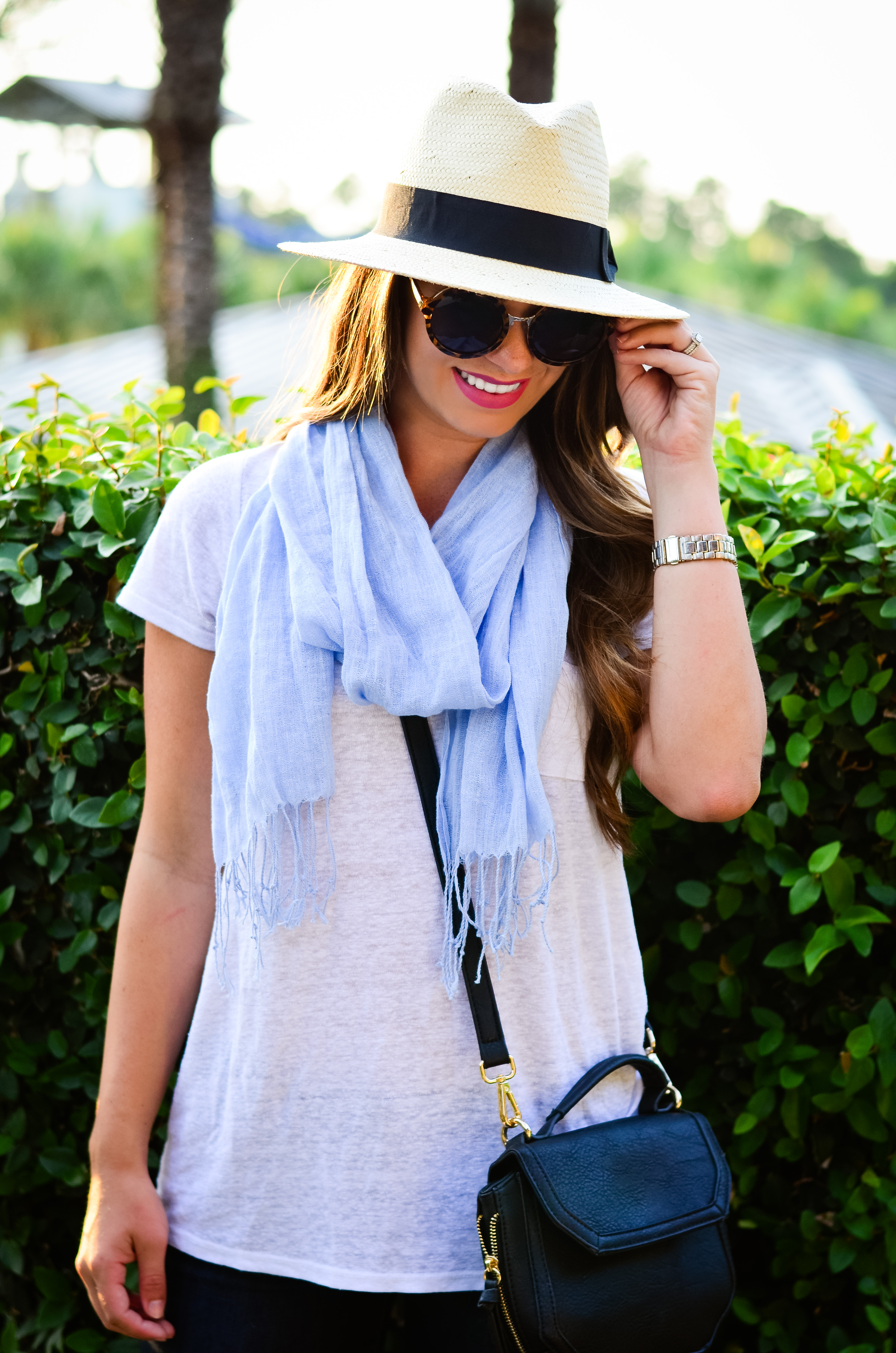 fedora and blue scarf-11