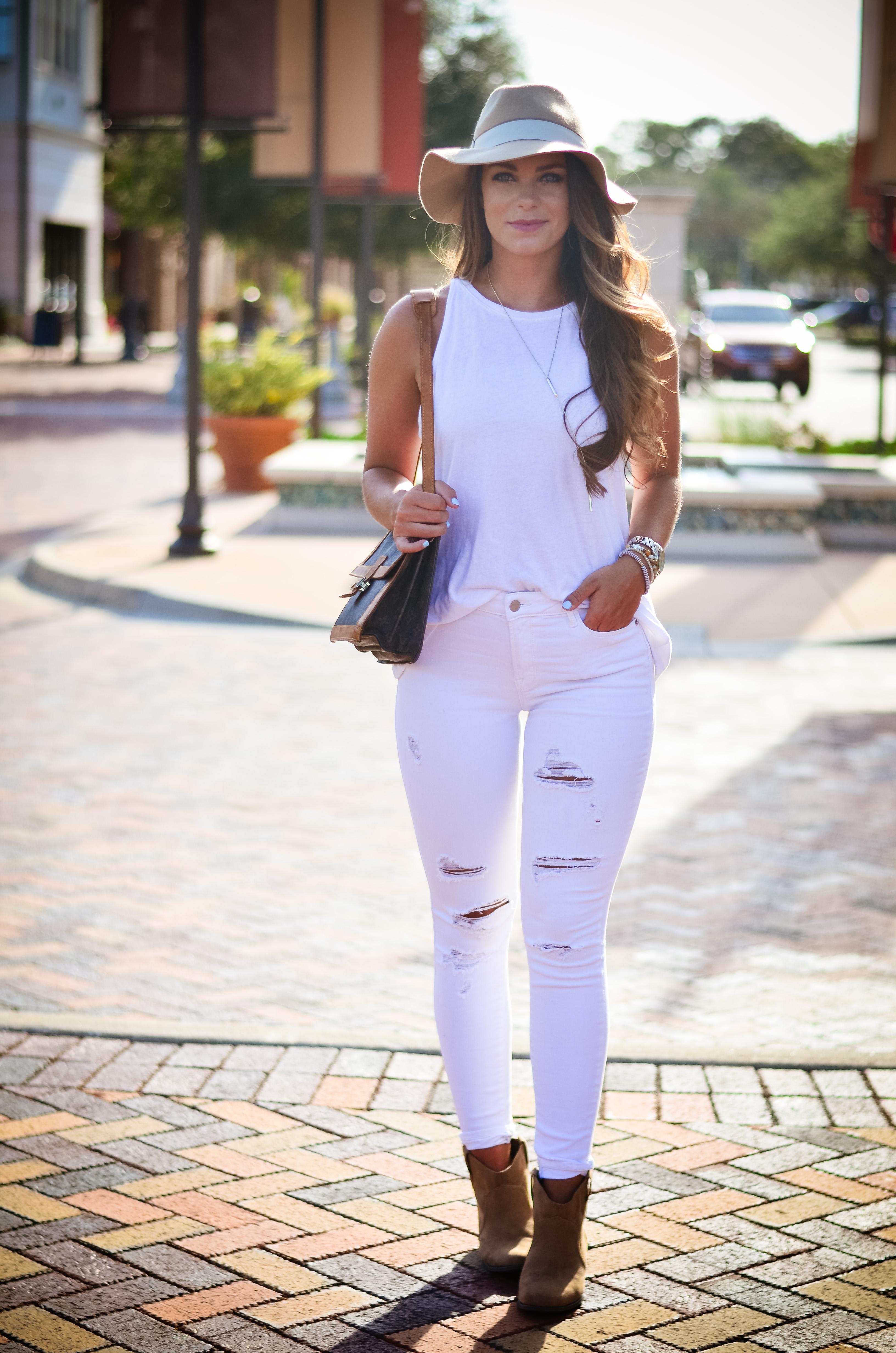 white on white floppy hat hello alley-24