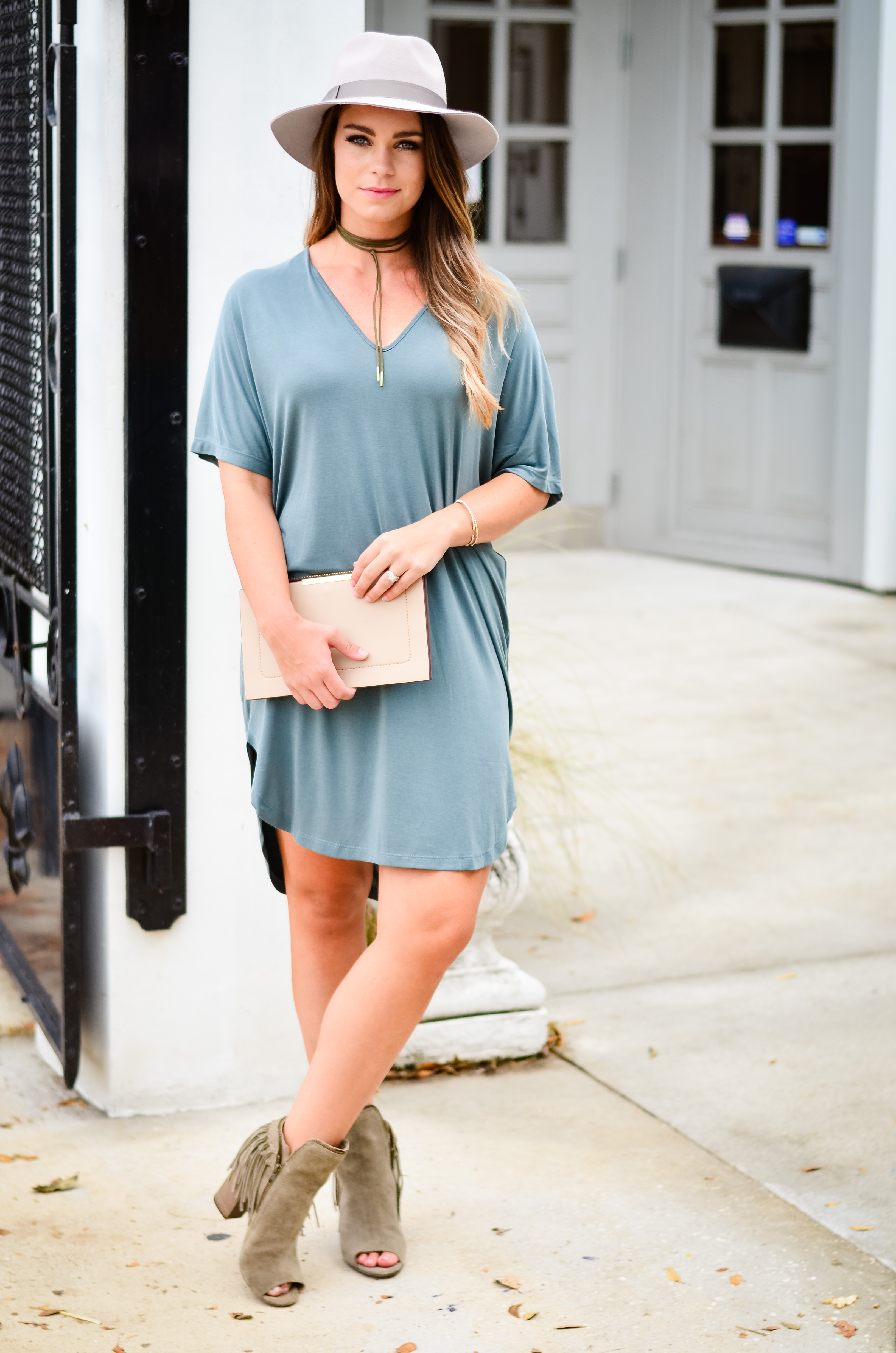 light-teal-dress-hat-booties-goldfinch-7