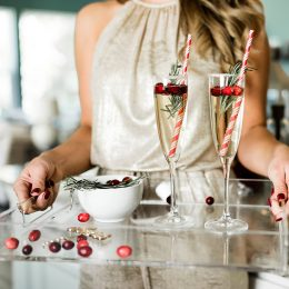 Christmas Cocktail Recipe + New Year s Eve Outfit Inspiration 5282a7956624